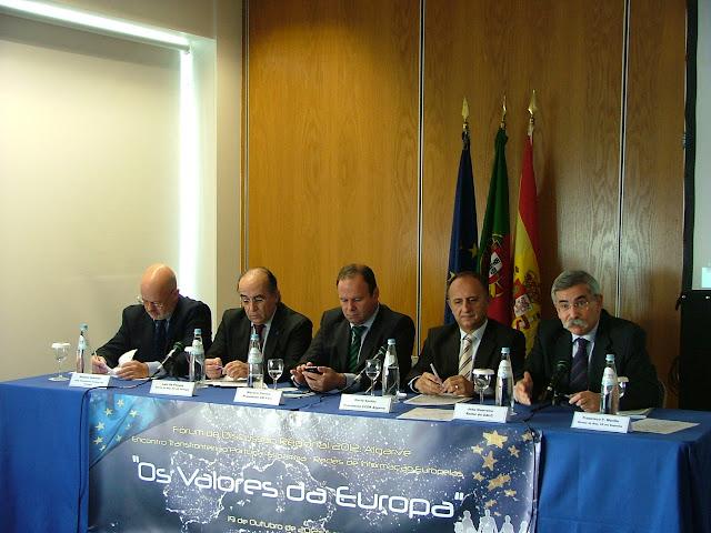 Centro Europe Direct de Lamego participa em encontro ibérico sobre informação europeia