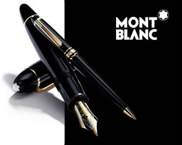 History of All Logos: All Montblanc Logos