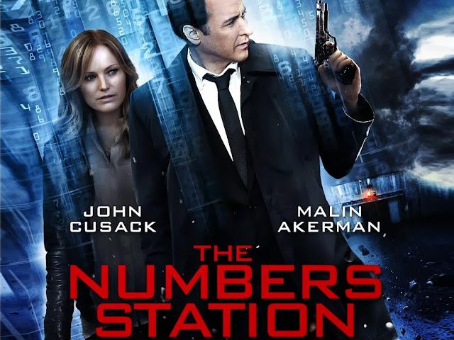 Κωδικός Ασφαλείας The Numbers Station Wallpaper