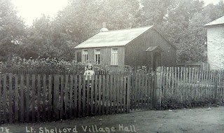 A former Village Hall, Church Street, Little Shelford