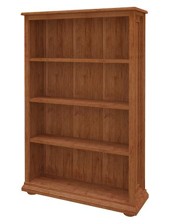 Edinburgh Standard Bookshelf in Itasca Maple