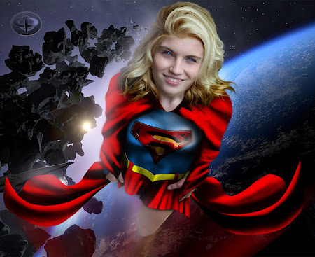 Supergirl... again
