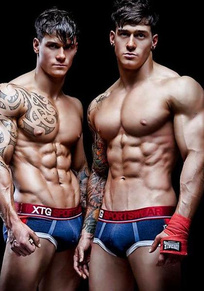 Muscular Men in Underwear Gallery 22