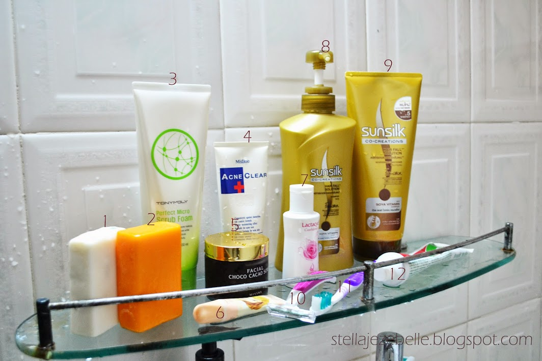 bathroom products, sunsilk, ROyale Beauty, Glutathione soap, kojic soap, tony moly, facial cleanser, missha, facial scrub, korean skincare, etude house, lactacyd, feminine care