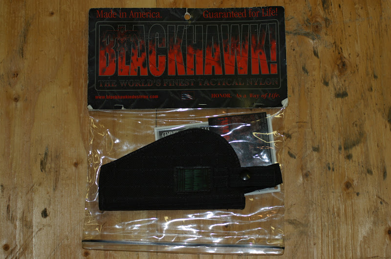 acc AH38 Blackhawk Blackhawk Holster for Large Frame Auto