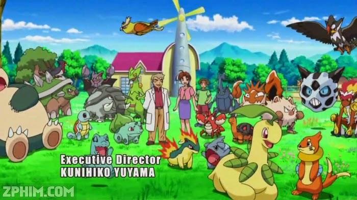 Ảnh trong phim Bảo Bối Thần Kỳ 14 - Pokemon Season 14 3