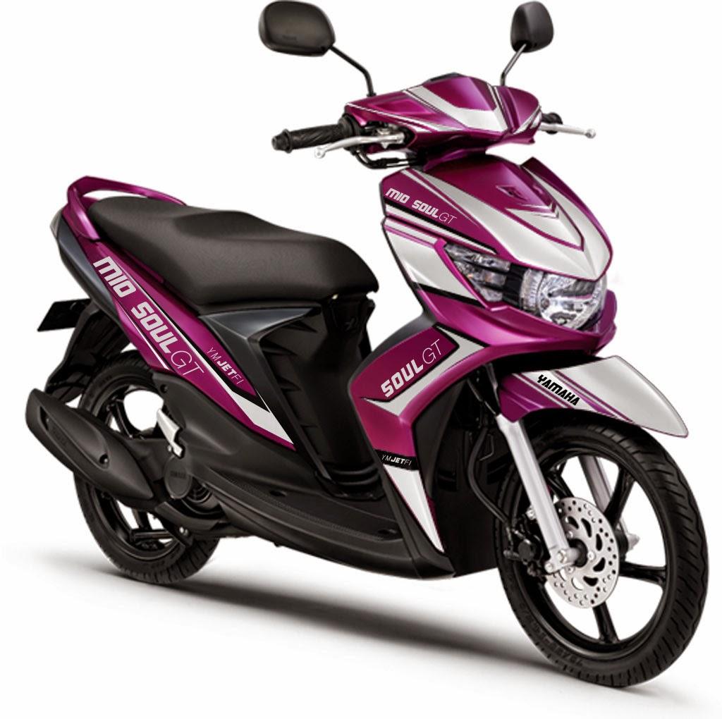 Modifikasi Yamaha Mio Gt 125