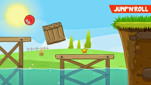 Red Ball 4 v1.0.20 for iPhone/iPad