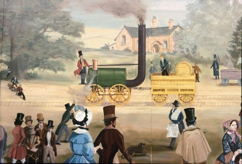 175 jaar spoorwegen