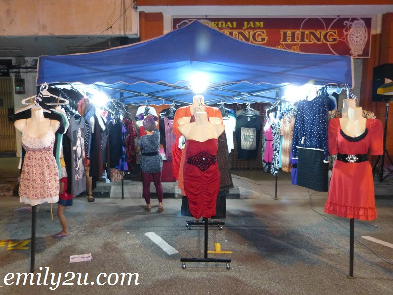 Ipoh Old Town Walking Street