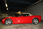 2007 Corvette 3LT Convertible | Red 6-Speed Automatic -- Only 16,616 Miles