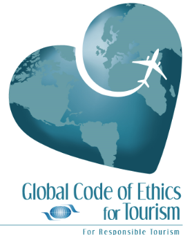 logo Global Code for Ethics for Tourism