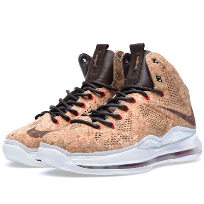 nike lebron 10 gr cork championship 16 01 Yet Another Look at Nike Sportswears LeBron X Cork QS