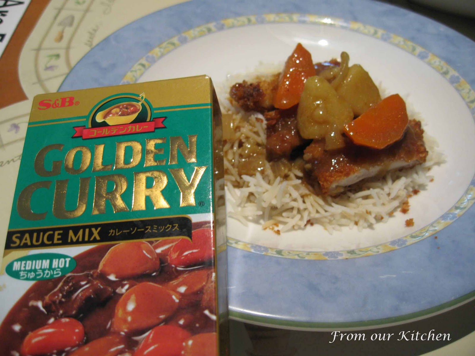 i Buy The Japanese Curry Paste