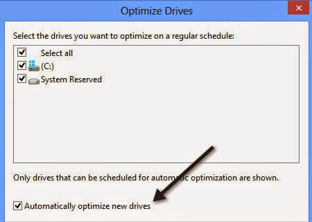 Cách tối ưu ổ đĩa trong hệ điều hành Windows 8 5