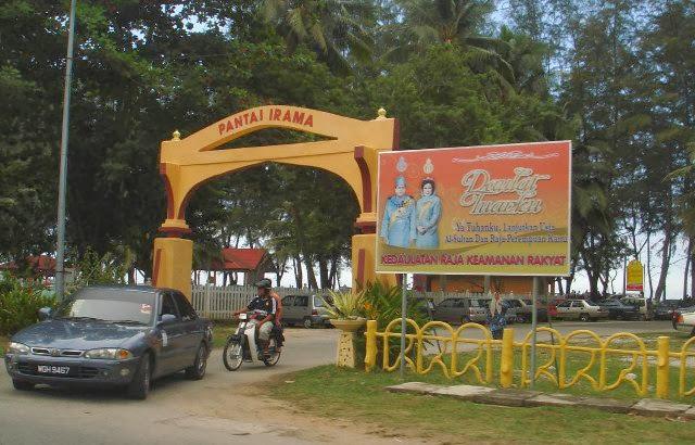 Pantai-Irama-Beach