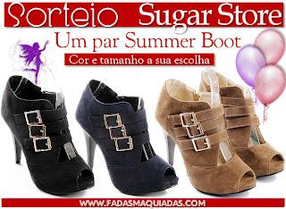 Sorteio Sugar Store
