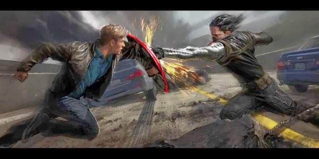 Capitán America: Soldado de invierno