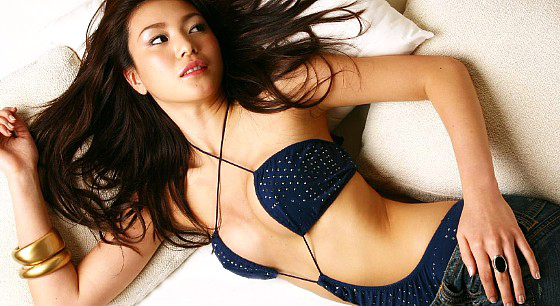 Kurara Chibana is Japanese model and competed in Miss Universe 2006