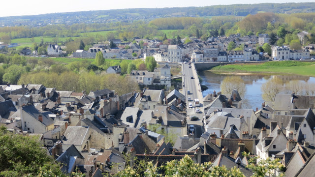 Medieval Chinon