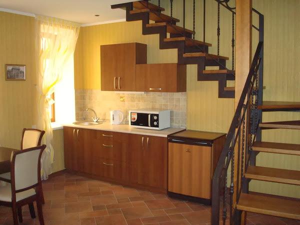 двухуровневые квартиры