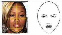 cat toc nu nang cao phan tich khuan mat va co the 6 Cắt tóc nữ nâng cao: Kiểu tóc cho khuôn mặt trái tim