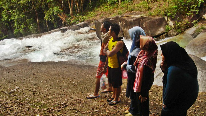 Aiscreammanes Lata Belatan Terengganu
