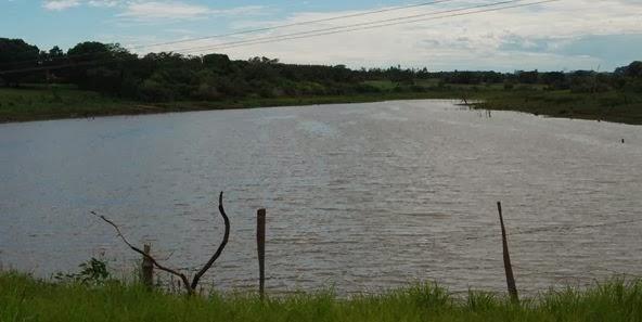 Represa de Santa Fé do Sul
