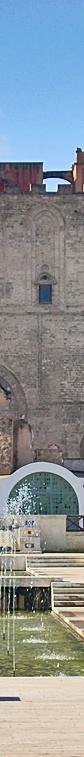 Sizilien - Palermo - Das Castello della Zisa