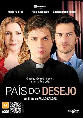 Filme Poster País do Desejo DVDRip XviD & RMVB Nacional