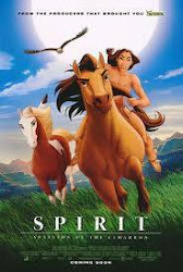 Spirit: Stallion of the Cimarron - Tuấn mã dòng Cimarron