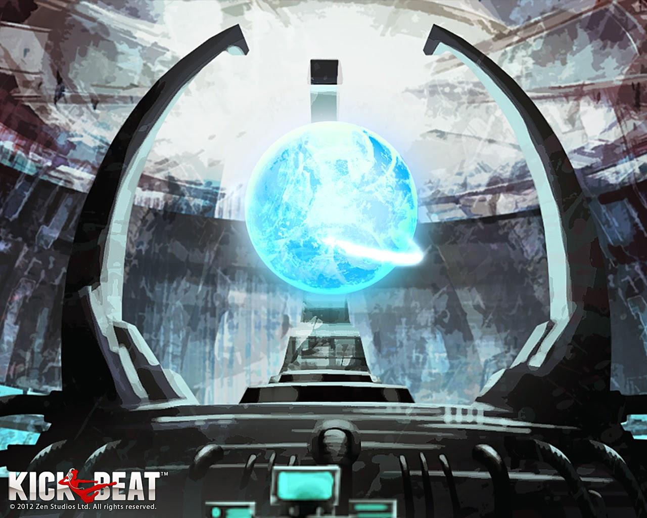 Loạt hình nền tuyệt đẹp của game âm nhạc KickBeat - Ảnh 18