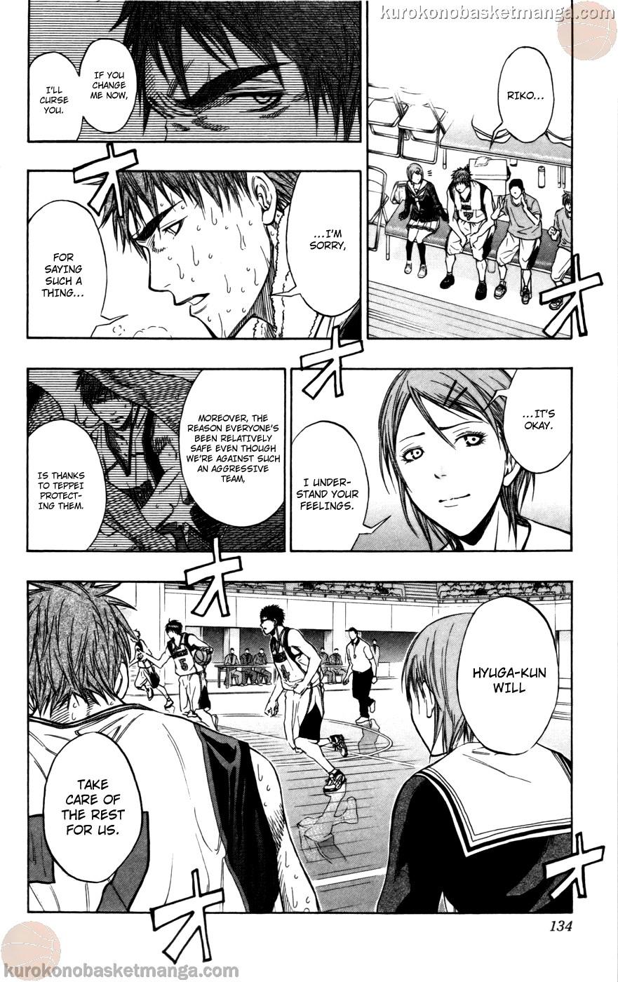 Kuroko no Basket Manga Chapter 106 - Image 04