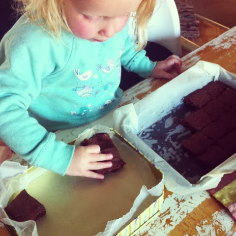 Best Ever Brownies : Just For Daisy