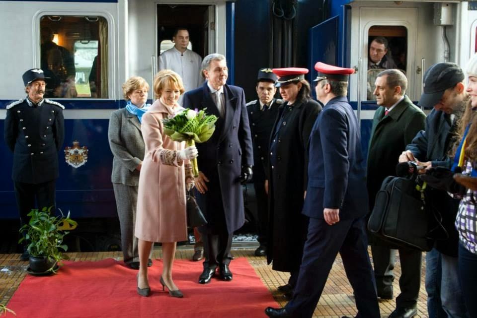 Familia Regală, călătorie cu Trenul Regal la Craiova