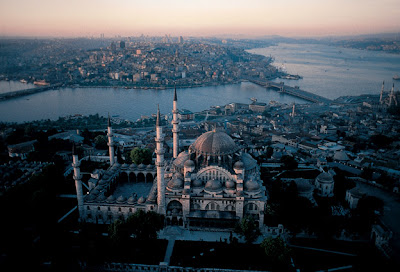 The Mosque Süleymaniye