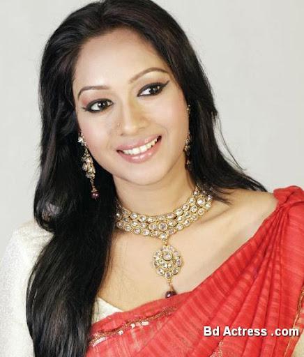 Bangladeshi Actress and Model Moutushi