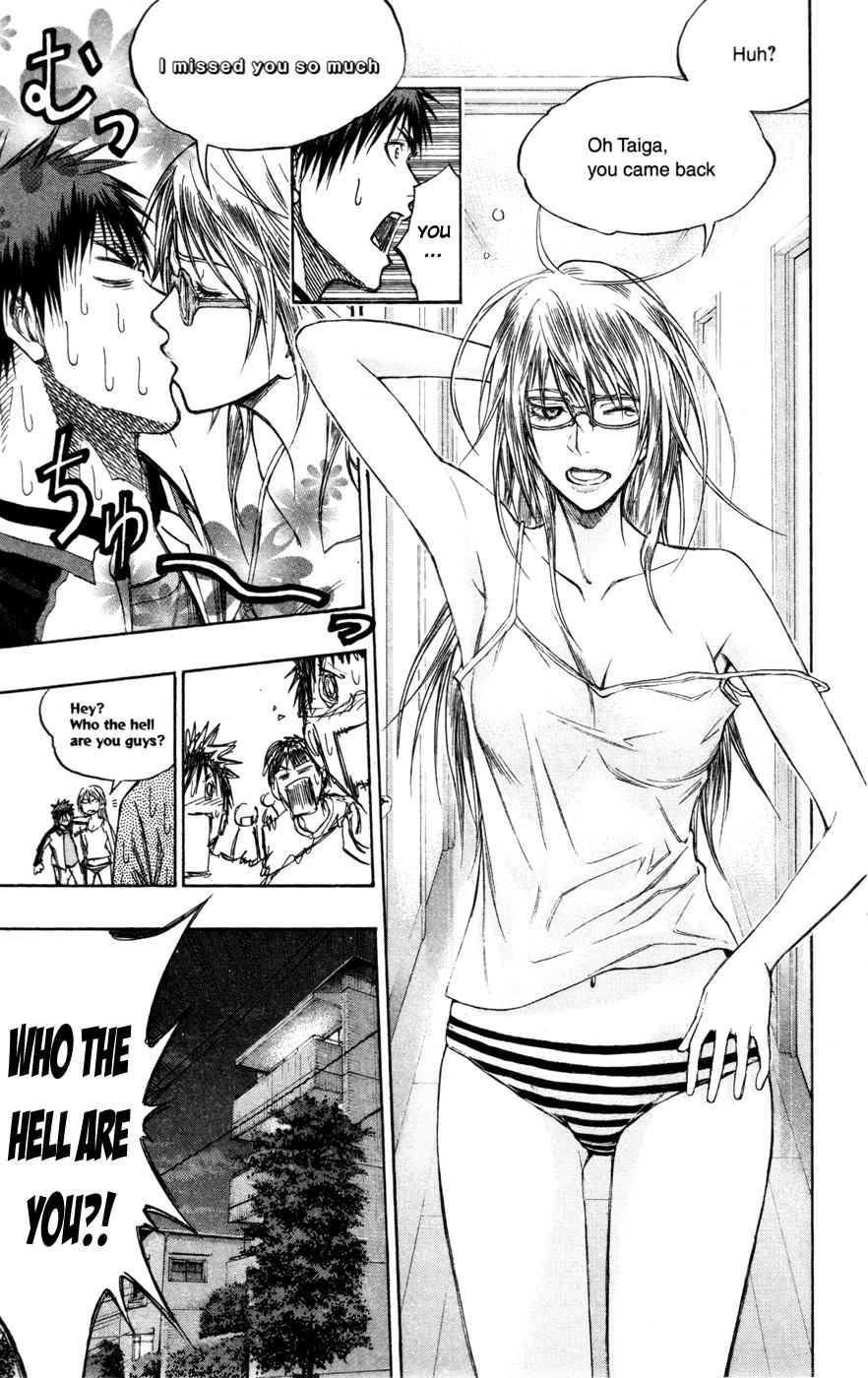 Kuroko no Basket Manga Chapter 140 - Image 19