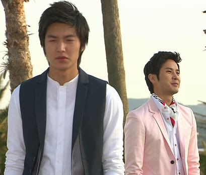 Lee Min Ho, Kim Ji Suk
