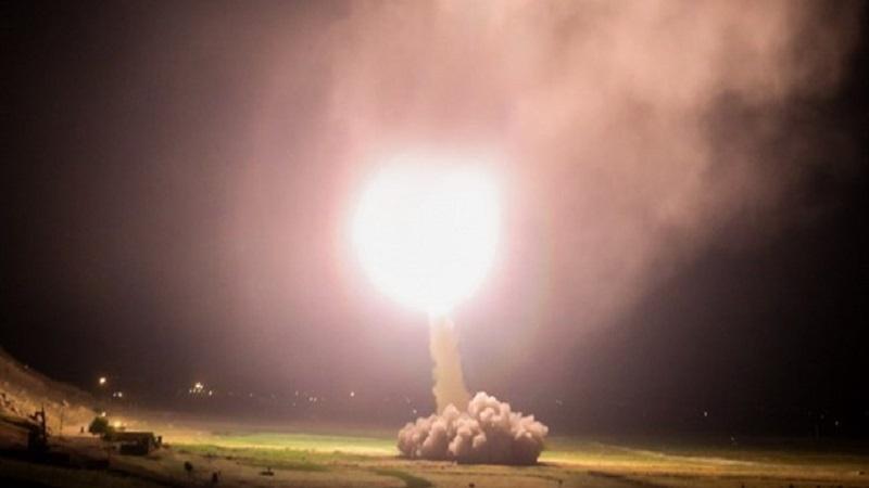 В ходе мощного удара КСИР было уничтожено более 80 американских террористов