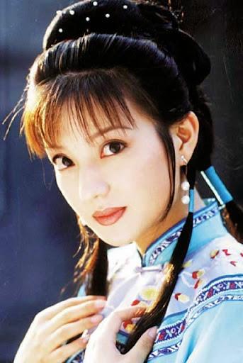 Triệu Vy trong vai Nhạc Thanh Nhi