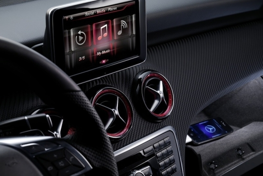 Mercedes Benz Drive Kit Plus