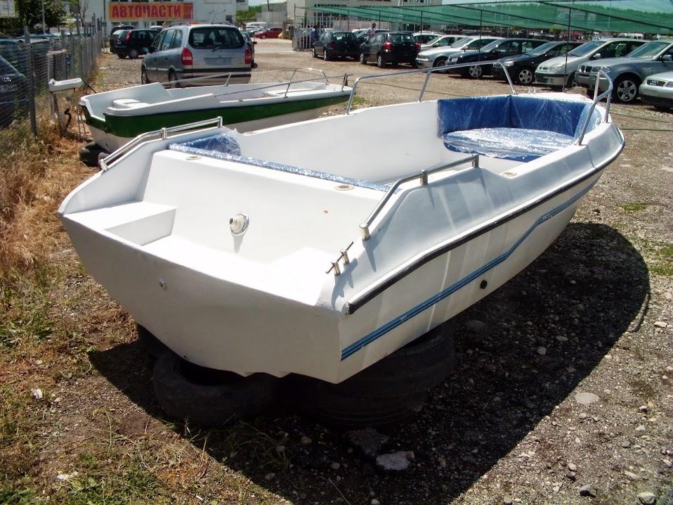 Лодки Second-hand Нов Внос DVCI9037