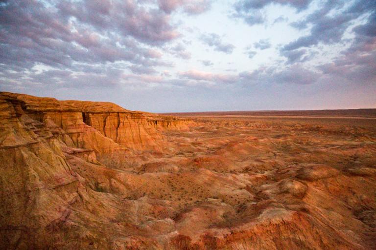 The Goby Desert