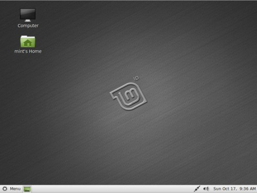 Linux Mint 10 'Julia', disponible