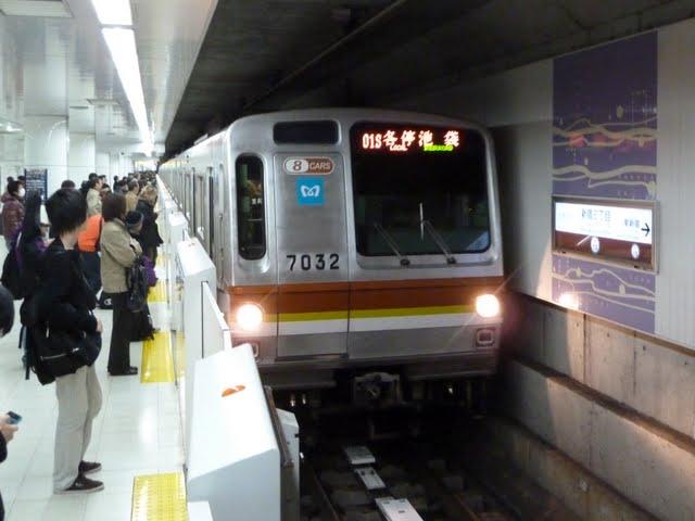 東北関東大震災の起きた日と翌日の和光市駅・新宿駅