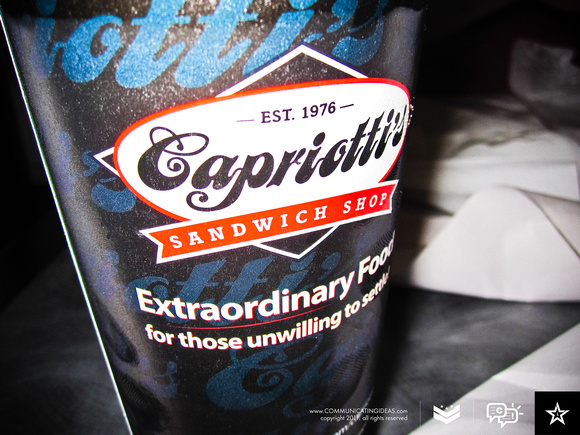 Capriotti's Sandwich Shop in Mission Valley/San Diego