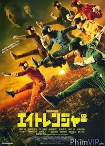 Bát Đại Anh Hùng - Eightranger poster