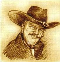 Johnny Kisch BANG! card game character