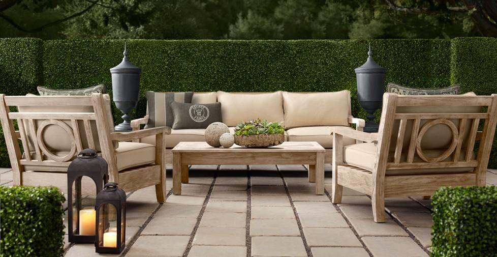 Montauk Outdoor Furniture Restoration Hardware